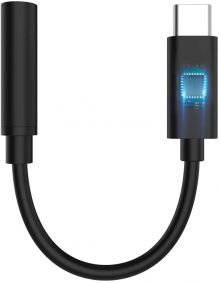 Headphone to USB adapter